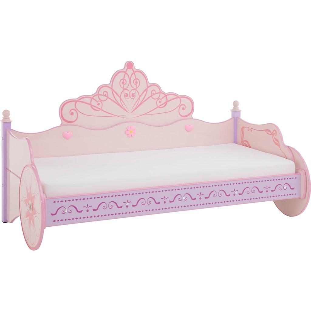 Kinderbett, für kleine Prinzessinnen
