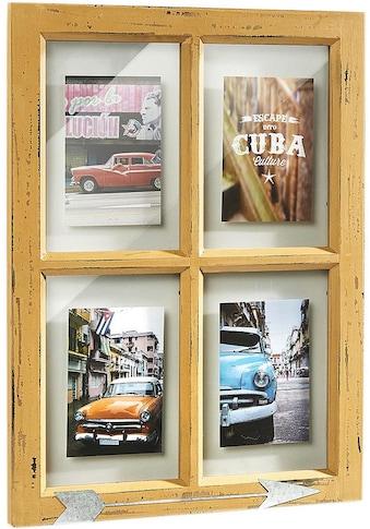 Home affaire Bilderrahmen für 4 Bilder kaufen