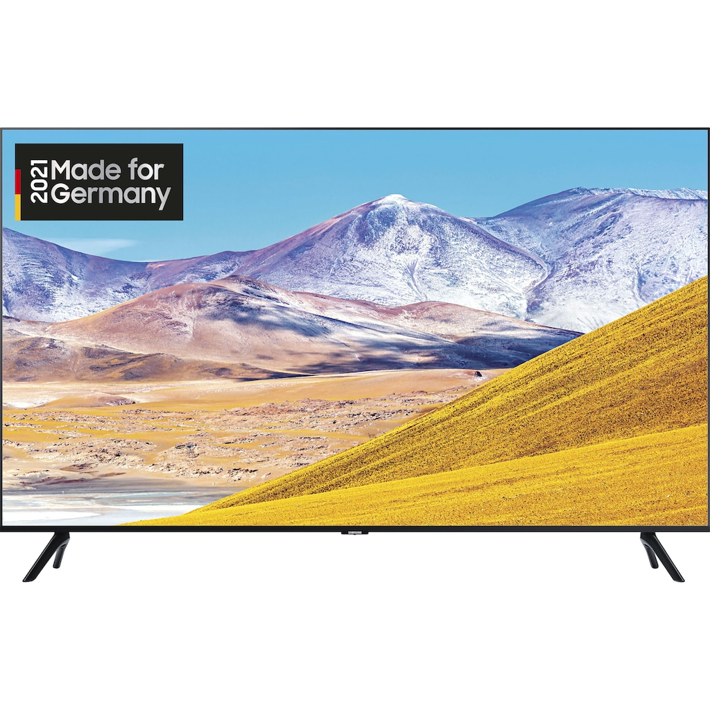 "Samsung LED-Fernseher »GU43TU8079U«, 108 cm/43 "", 4K Ultra HD, Smart-TV"