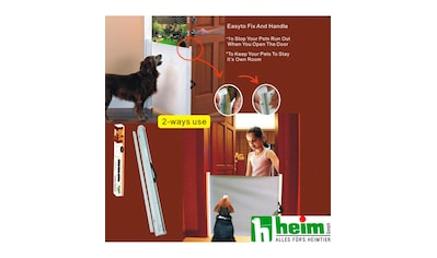 HEIM Hundegitter, BxH: 115x82,5 cm kaufen