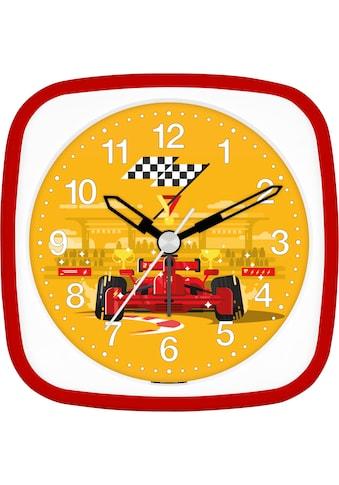 EUROTIME Kinderwecker »Rennwagen Start rot, 27100-01« kaufen