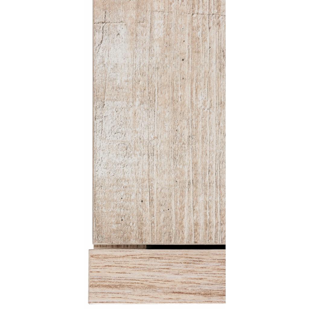 Schildmeyer Hängeschrank »Milan«, Breite 40,5 cm, mit Metallgriffen, Türanschlag wechselbar