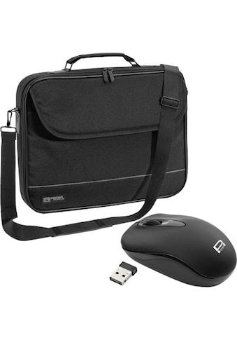 """PEDEA Laptoptasche »""""Fair"""" 43,9 cm (17,3) + schnurlose Maus« kaufen"""