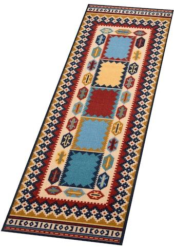 Läufer, »Diara«, freundin Home Collection, rechteckig, Höhe 5 mm, maschinell getuftet kaufen