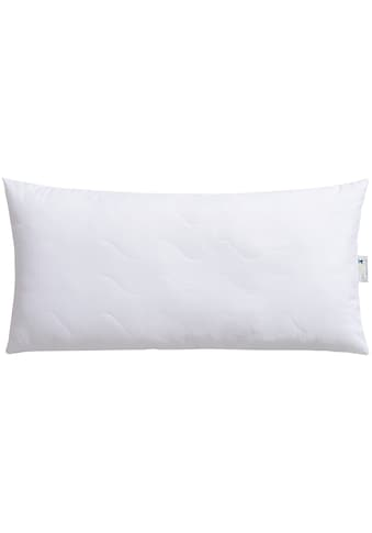 Älgdröm Kunstfaserkopfkissen »Nisser«, Füllung: Polyesterfaser, Bezug: 100% Polyester, (1 St.), ideal stützend kaufen