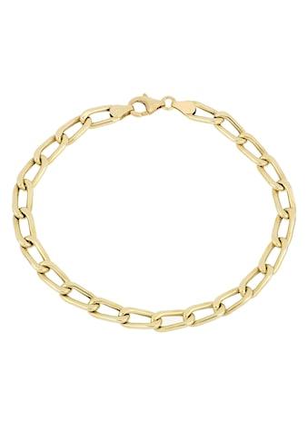 Firetti Goldarmband »Weitpanzerkettengliederung, 5,5 mm« kaufen