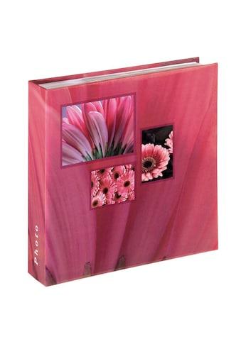 """Hama Memo - Album , für 200 Fotos im Format 10x15 cm, Pink »Fotoalbum """"Singo""""« kaufen"""