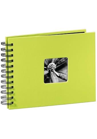 """Hama Fotoalbum »Fotoalbum zum einkleben Kiwi«, 24 x 17 cm, 50 Seiten, Photoalbum """"... kaufen"""