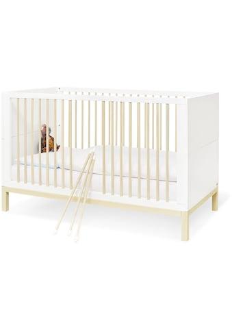 Pinolino® Babybett »Skadi«, Made in Europe, FSC®-Holz aus gewissenhaft... kaufen
