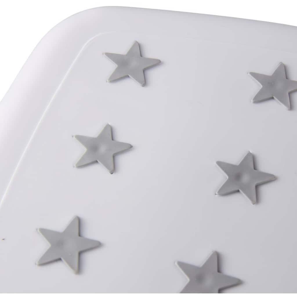 keeeper Töpfchen »Stars, weiß«, Kinderpflege-Set - Töpfchen, Toilettensitz und Tritthocker; Made in Europe