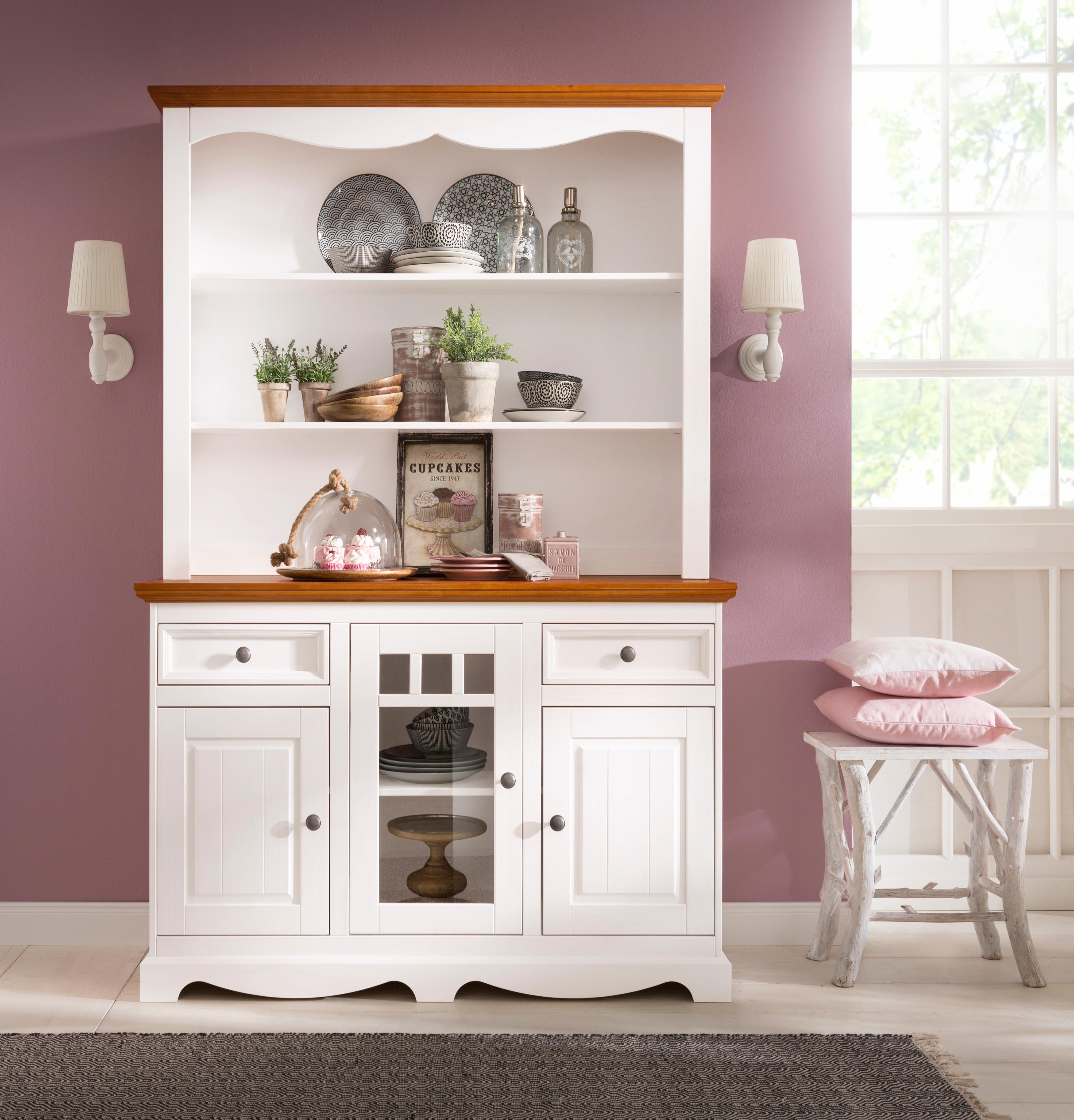 Home affaire Sideboard »Melissa«, Breite 132 cm günstig online kaufen