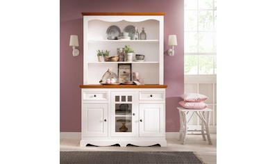 Home affaire Buffet »Melissa«, aus massiver Kiefer, Breite 132 cm kaufen
