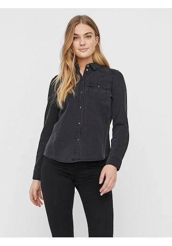 Vero Moda Jeansbluse »VMMARIA« kaufen