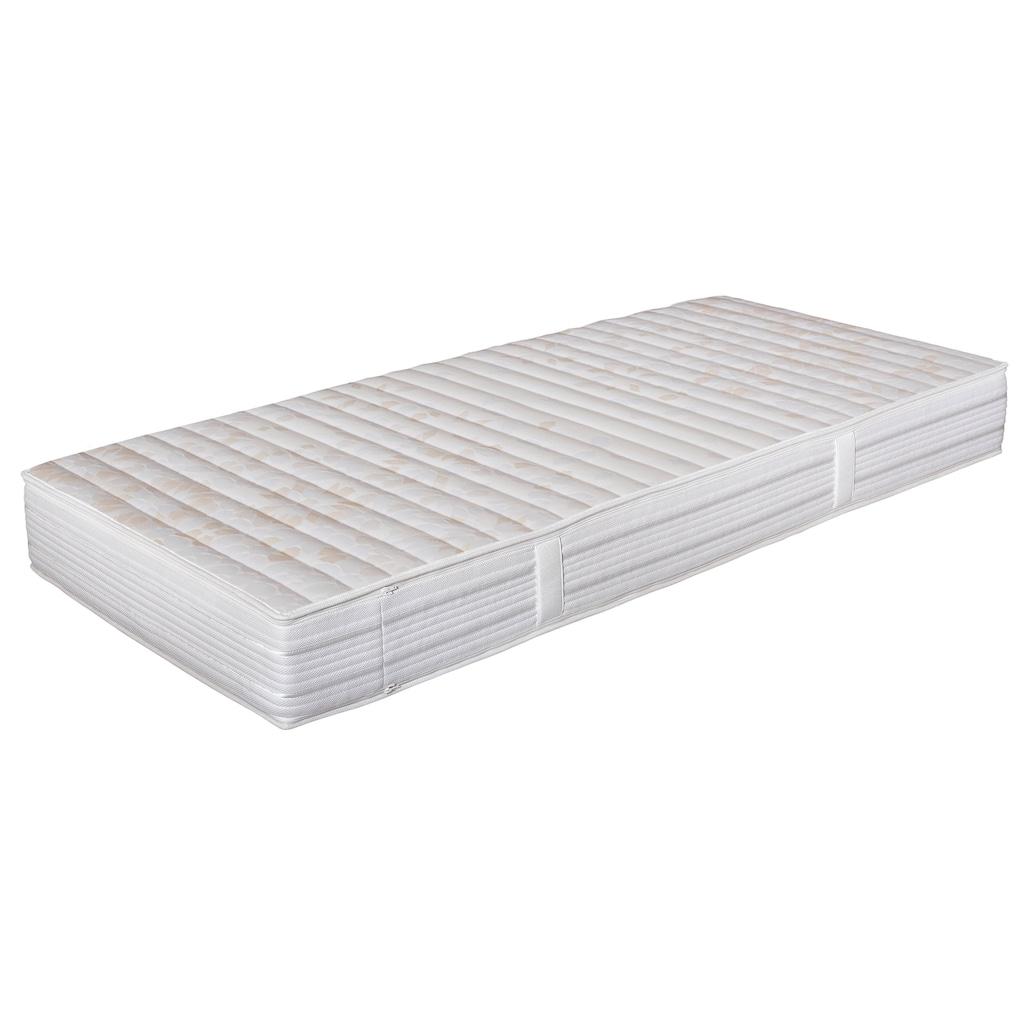 Hn8 Schlafsysteme Taschenfederkernmatratze »Argan TFK 1000«, 22 cm cm hoch, 1000 Federn, (1 St.)