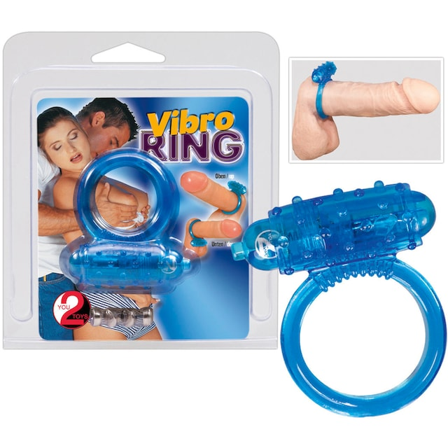 You2Toys Vibro-Penisring