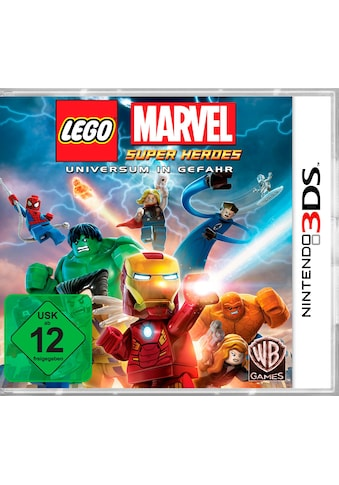 Lego Marvel Super Heroes Nintendo 3DS kaufen