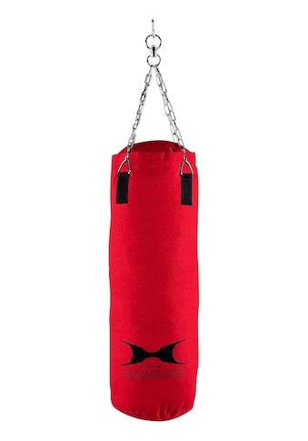 Hammer Boxsack »Canvas Professional«, (Set, mit Trainings-DVD-mit Boxhandschuhen-mit... kaufen