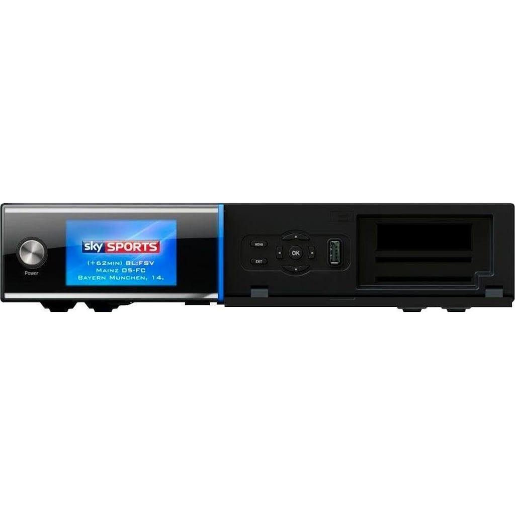 Gigablue SAT-Receiver »UltraHD (UHD) 4K Multifunktions LINUX Receiver«, (LAN (Ethernet) EPG (elektronische Programmzeitschrift)-USB PVR Ready)