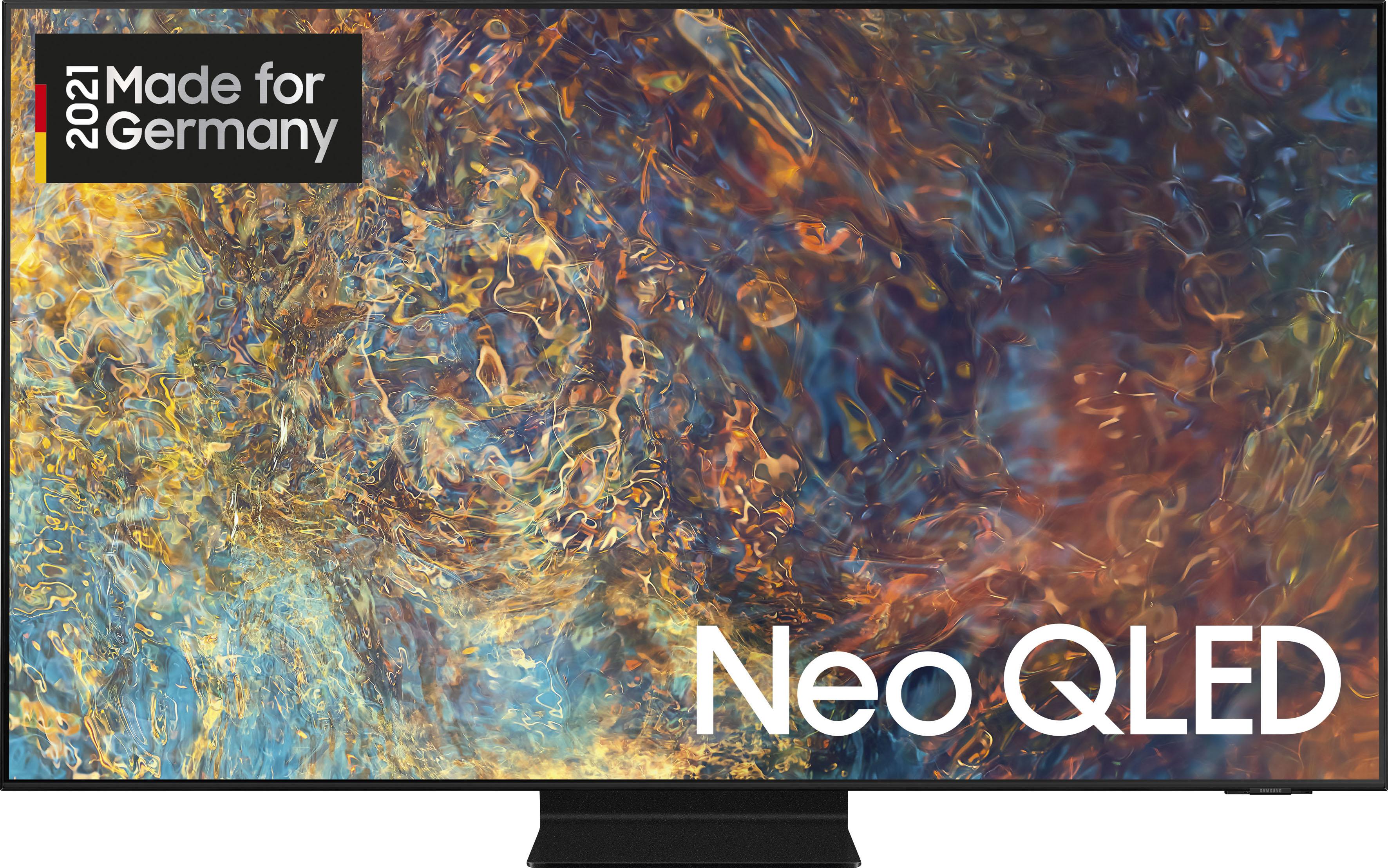 Samsung QLED-Fernseher GQ65QN90AAT , 163 cm 65 , 4K Ultra HD, Smart-TV