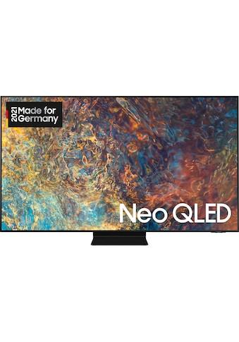 "Samsung QLED-Fernseher »GQ65QN90AAT«, 163 cm/65 "", 4K Ultra HD, Smart-TV kaufen"