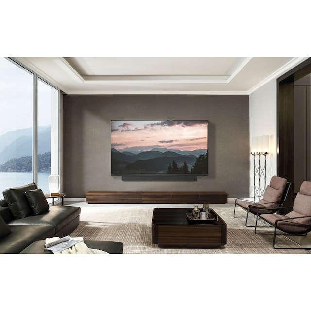 TCL 65X10 QLED-Fernseher (164 cm / (65 Zoll), 4K Ultra HD, Smart-TV