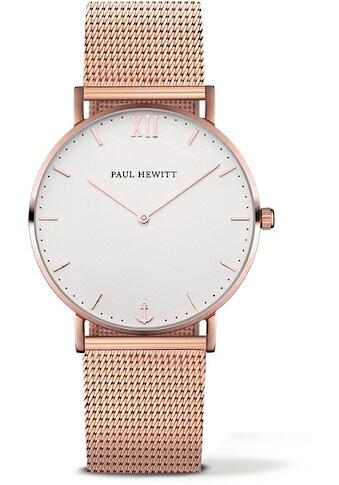PAUL HEWITT Quarzuhr »PH - SA - R - SM - W - 4S« kaufen