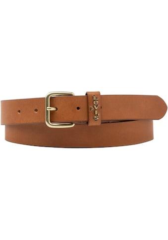 Levi's® Ledergürtel, CALYPSO kaufen