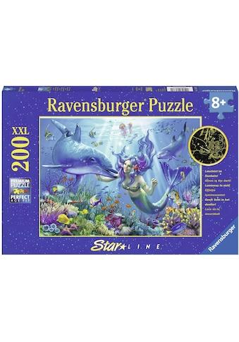 Ravensburger Puzzle »Leuchtendes Unterwasserparadies«, leuchtet im Dunkeln, Made in... kaufen