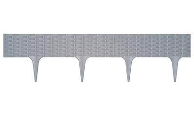 PROSPERPLAST Palisade »IBRA«, Länge 780 cm, steingrau kaufen