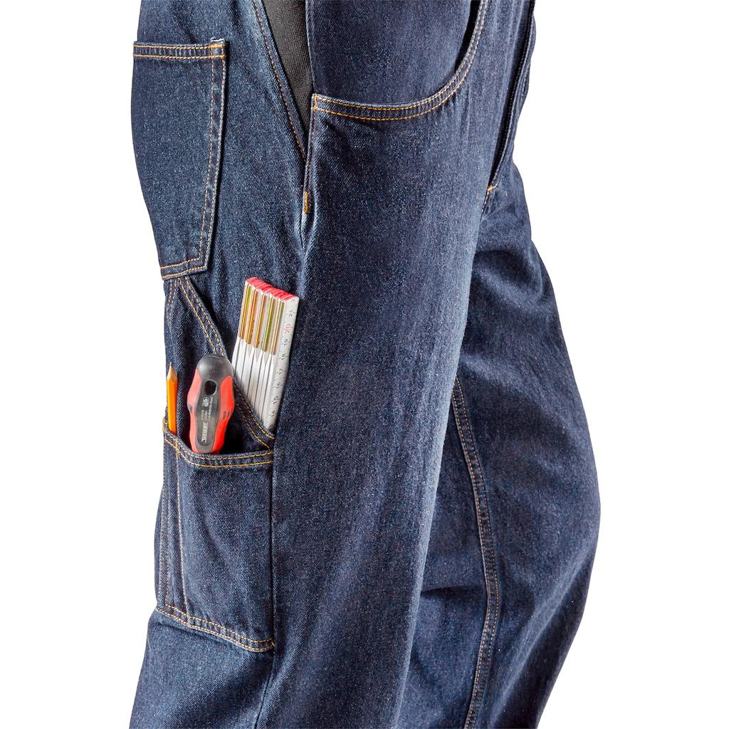 Latzhose »Worker Jeans«