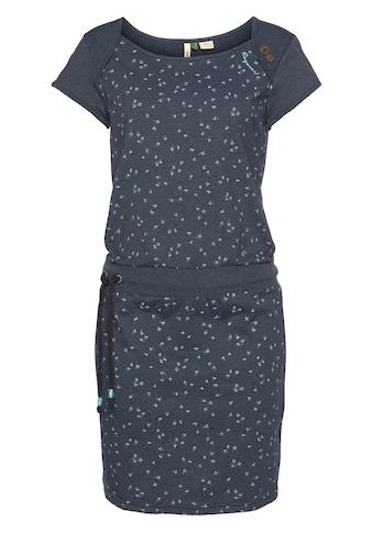 """Ragwear Shirtkleid »MIKE DRESS ORGANIC«, mit """"Vogel"""" - All Over-Druck und... kaufen"""