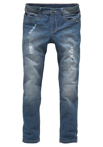 Arizona Stretch-Jeans, skinny fit kaufen