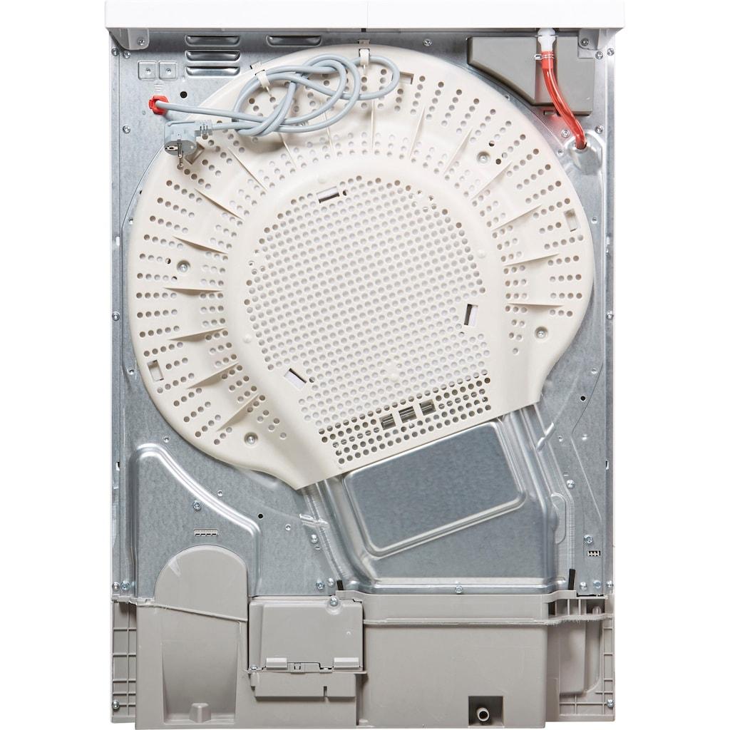 AEG Kondenstrockner »T6DB40370«, 6000, Mengenautomatik