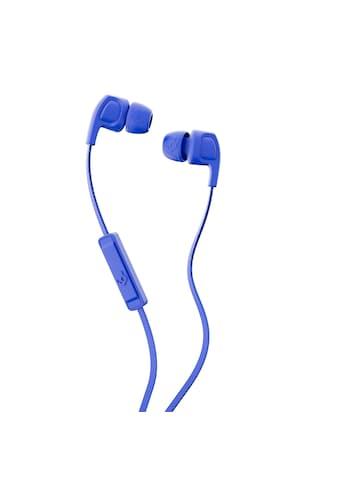 Skullcandy Headset »SMOKIN BUD 2 IN - EAR W/MIC 1 Street/Royal Blue/Dark« kaufen