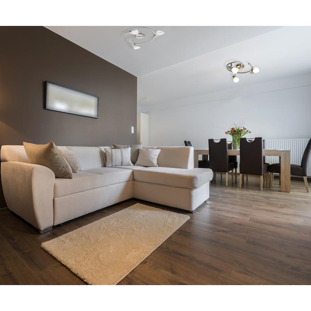 näve LED Deckenspot »Feltre«, G9, 1 St., Warmweiß, für Wand und Decke geeignet