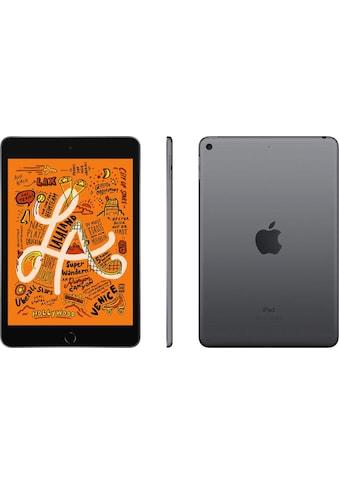 Apple »iPad mini  -  64GB  -  WiFi + Celluar« Tablet (7,9'', 64 GB, iOS, 4G (LTE)) kaufen