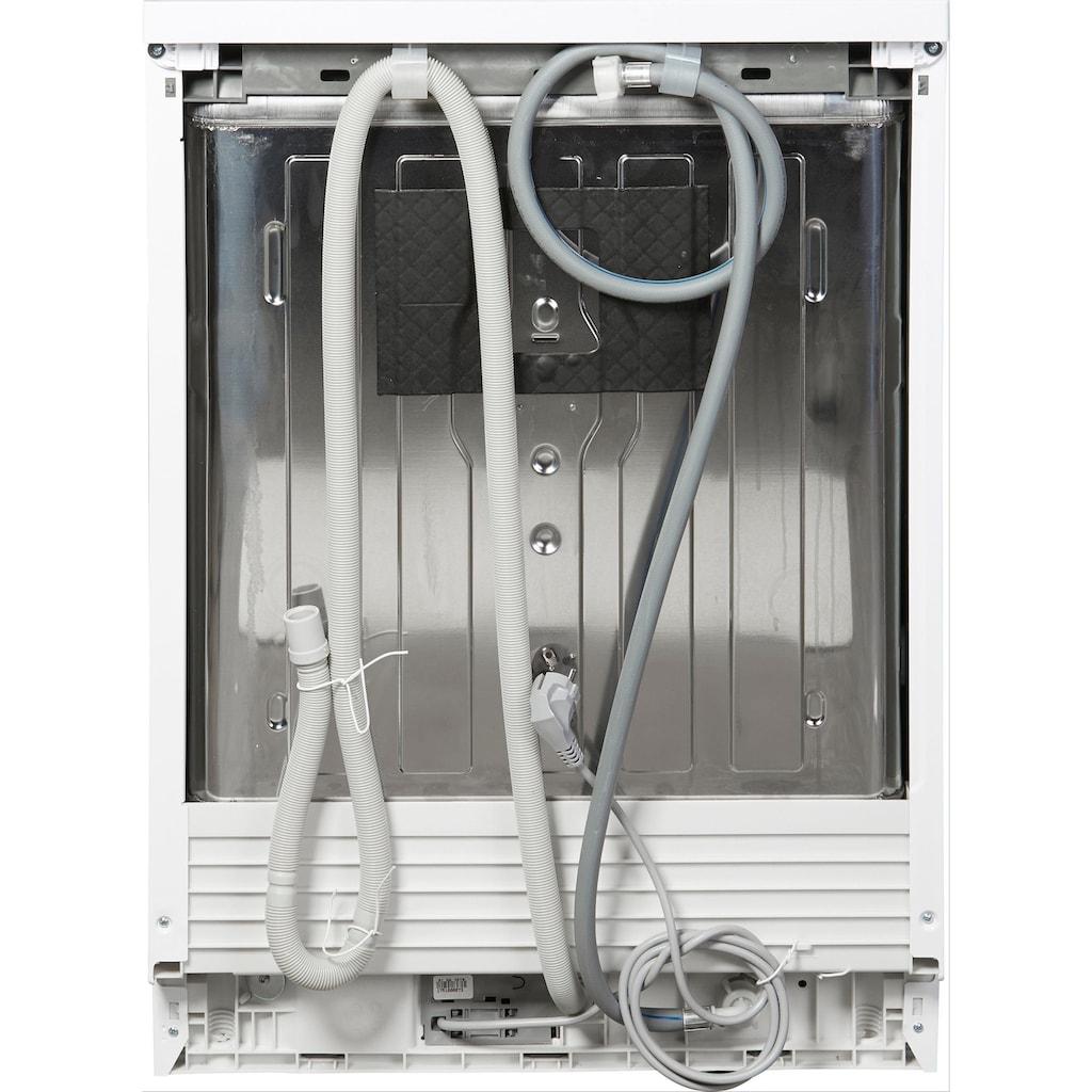 BEKO Standgeschirrspüler »DFN05L20W«, DFN05L20W, 14 Maßgedecke, mit Intensiv 70°C Funktion