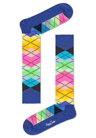Happy Socks Kniestrümpfe Argyle kaufen
