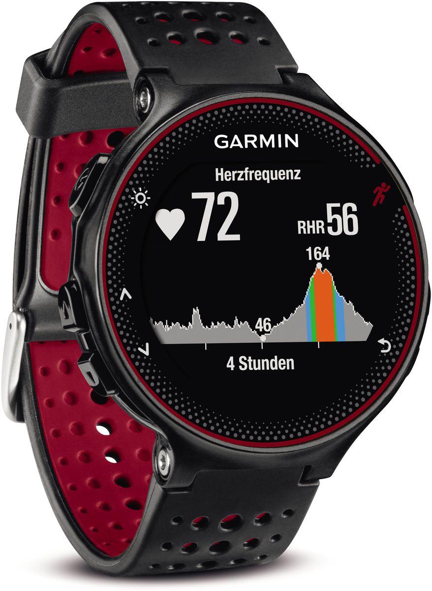 Garmin Sportuhr »Forerunner 235 WHR« | Uhren > Sonstige Armbanduhren | Rot | Li | GARMIN