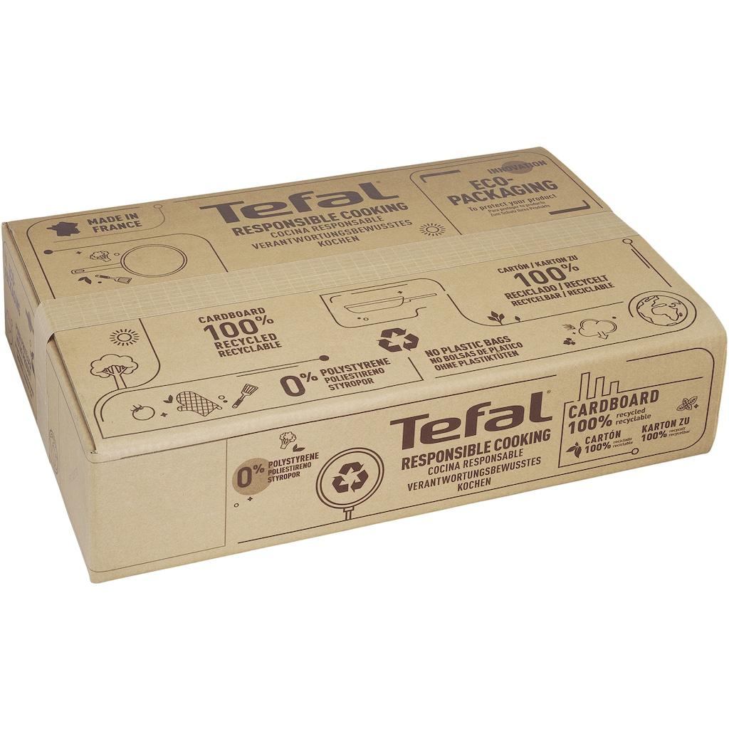 Tefal Crêpepfanne »Unlimited On«, Aluminium, (1 tlg.), Ø 28 cm, Induktion