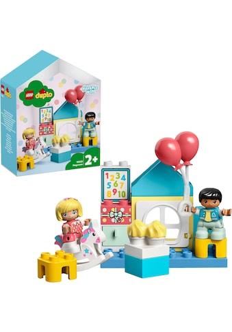LEGO® Konstruktionsspielsteine »Spielzimmer-Spielbox (10925), LEGO® DUPLO® Town«, (17... kaufen