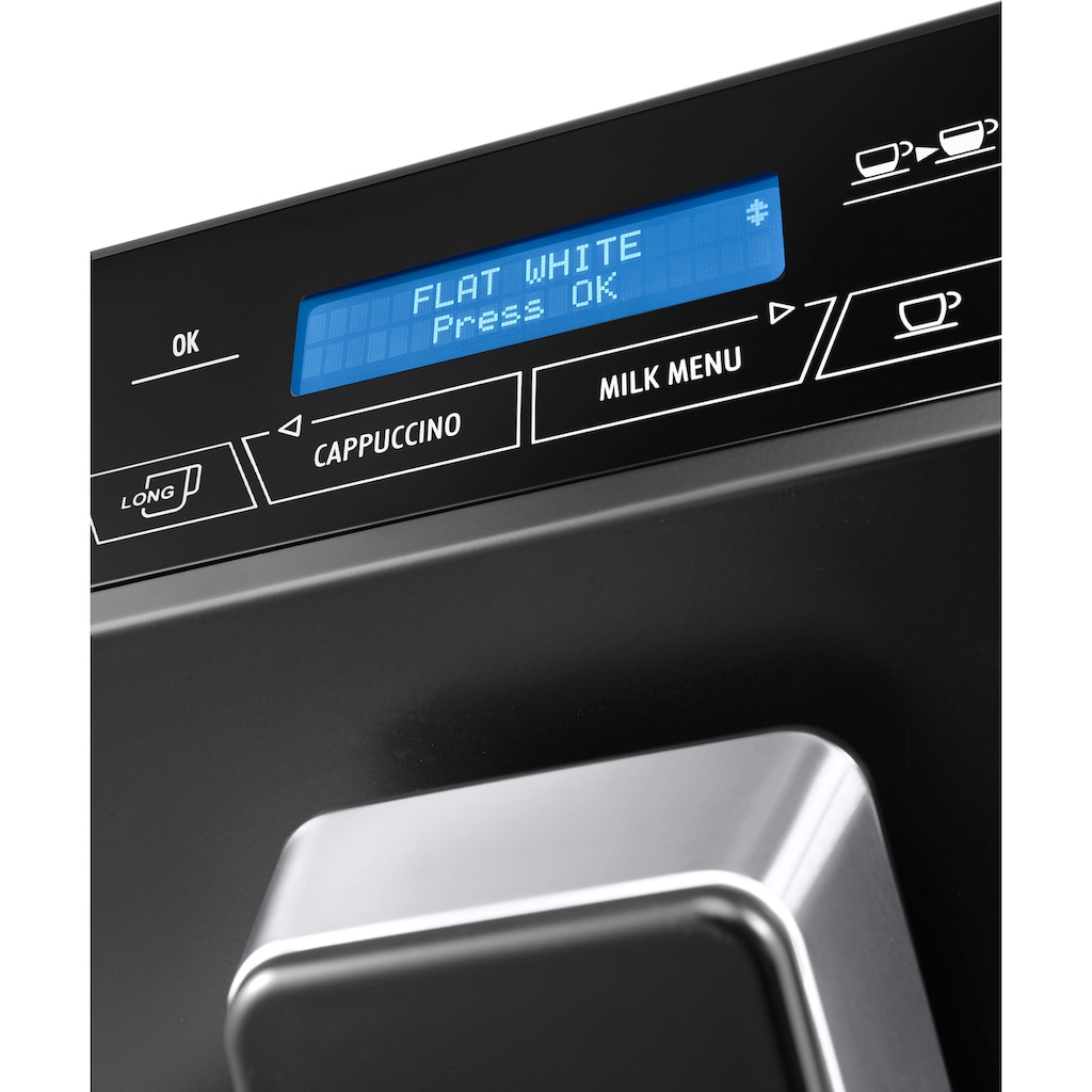 De'Longhi Kaffeevollautomat »Eletta Cappuccino ECAM 44.668.B«