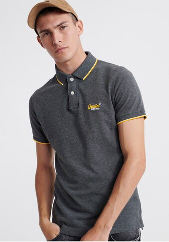 Superdry Poloshirt »POOLSIDE PIQUE POLO« kaufen