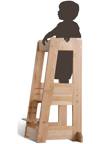 tiSsi® Stehhilfe »Lernturm Felix, natur«, Made in Europe kaufen