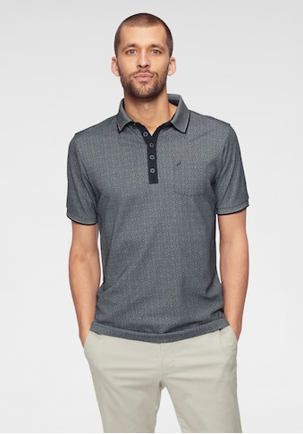 Daniel Hechter Poloshirt, Verschluss in 5-Knopf-Form kaufen