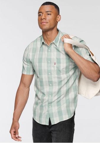 Levi's® Kurzarmhemd, mit kleinem Logoflag kaufen