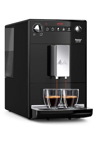 Melitta Kaffeevollautomat »Purista F23/0-102 schwarz« kaufen