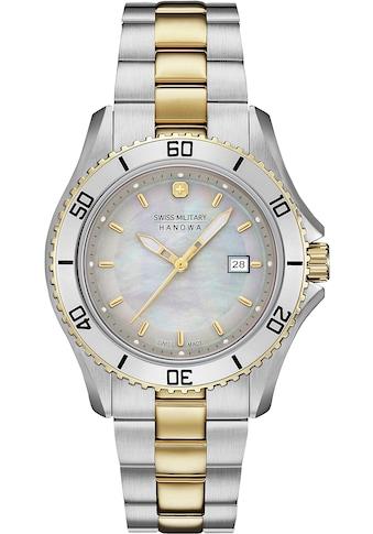 Swiss Military Hanowa Schweizer Uhr »NAUTILA PEARL, 06 - 7296.7.55.009« kaufen