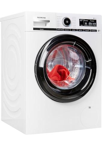 SIEMENS Waschmaschine »WM16XMJ00P«, iQ700, WM16XMJ00P, 9 kg, 1600 U/min kaufen