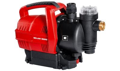 Einhell Hauswasserwerk »GC-AW 6333«, 3.300 l/h max. Fördermenge kaufen